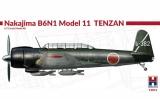 HOBBY 2000 1/72 Nakajima B6N1 model11 Tenzan