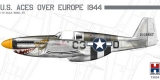 HOBBY 2000 1/72 North-American P51D aces