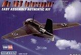 HOBBY BOSS 1/72 Messerschmitt Me163B Komet