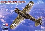 HOBBY BOSS 1/72 Macchi MC200
