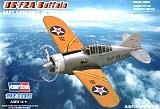 HOBBY BOSS 1/72 Brewster F2A Buffalo