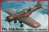 IBG MODELS 1/72 PZL P23A