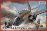 IBG MODELS 1/72 PZL P37A
