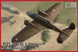 IBG MODELS 1/72 PZL P37B