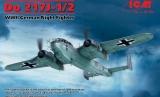 ICM 1/48 Dornier Do217J1/J2
