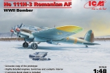 ICM 1/48 Heinkel He111H3 Roumanie