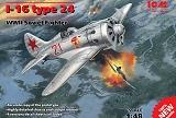 ICM 1/48 Polikarpov I-16 type 24
