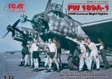 ICM 1/72 Focke-Wulf Fw189A1 Nightfighter