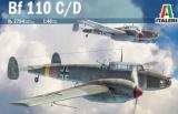 ITALERI 1/48 Messerschmitt Bf110C/D