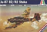 ITALERI 1/72 Junkers Ju87B2/R2 Stuka