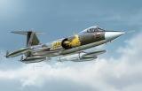 ITALERI 1/72 Lockheed F104G Starfighter