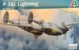 ITALERI 1/72 Lockheed P38J Lightning