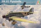 ITALERI 1/72 Savoia-Marchetti SM81 Guerre d'Espagne