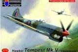 KOPRO 1/72 Hawker Tempest MkV Clostermann