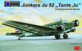 KOPRO 1/72 Junkers Ju52/3m Tchécoslovaquie