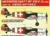 KORA 1/72 Messerschmitt Bf109E3 Suisse
