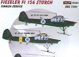 KORA 1/72 Fieseler Fi156