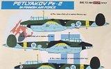 KORA 1/72 Petlyakov Pe2 Finlande