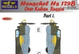 LF MODELS 1/72 Henschel Hs129B Kuban pt1