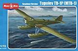 MIKRO MIR 1/72 Tupolev TB1P (MTB1)