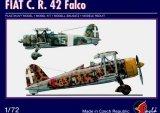 PAVLA 1/72 Fiat CR42 Falco