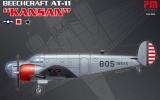 PM MODEL 1/72 Beechcraft AT11 Kansan