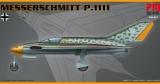 PM MODEL 1/72 Messerschmitt P1111