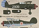 PRINTSCALE 1/72 Gloster Gladiator Pt 2