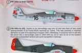 PRINTSCALE 1/72 Focke-Wulf Fw190 export