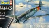 REVELL 1/48 Messerschmitt Bf109G10