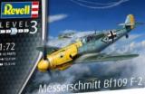 REVELL 1/72 Messerschmitt Bf109F2