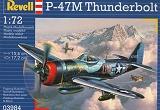 REVELL 1/72 Republic P47M