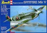 REVELL 1/72 Supermarine Spitfire MkV