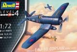 REVELL 1/72 Vought F4U1B Corsair Royal Navy