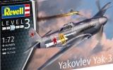 REVELL 1/72 Yakovlev YaK3