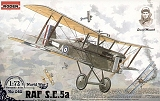 RODEN 1/72 RAF SE5a Wolseley