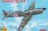 RS MODELS 1/48 Caudron CR714