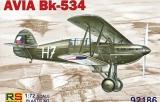 RS MODELS 1/72 Avia Bk534