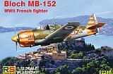 RS MODELS 1/72 Bloch MB152