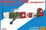 RS MODELS 1/72 Bücker Bü131B