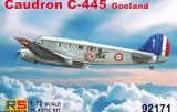 RS MODELS 1/72 Caudron C445