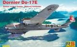 RS MODELS 1/72 Dornier Do17E