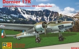 RS MODELS 1/72 Dornier Do17K1