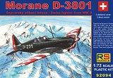 RS MODELS 1/72 Morane D3801