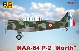 RS MODELS 1/72 North-American NAA64P2 North
