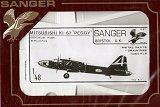 SANGER 1/48 Mitsubishi Ki67 Peggy