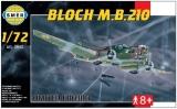 SMER 1/72 Bloch MB210