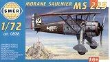 SMER 1/72 Morane-Saulnier MS225