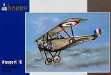 SPECIAL HOBBY 1/48 Nieuport 10