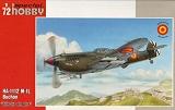 SPECIAL HOBBY 1/72 Hispano-Aviacion HA1112 M1L